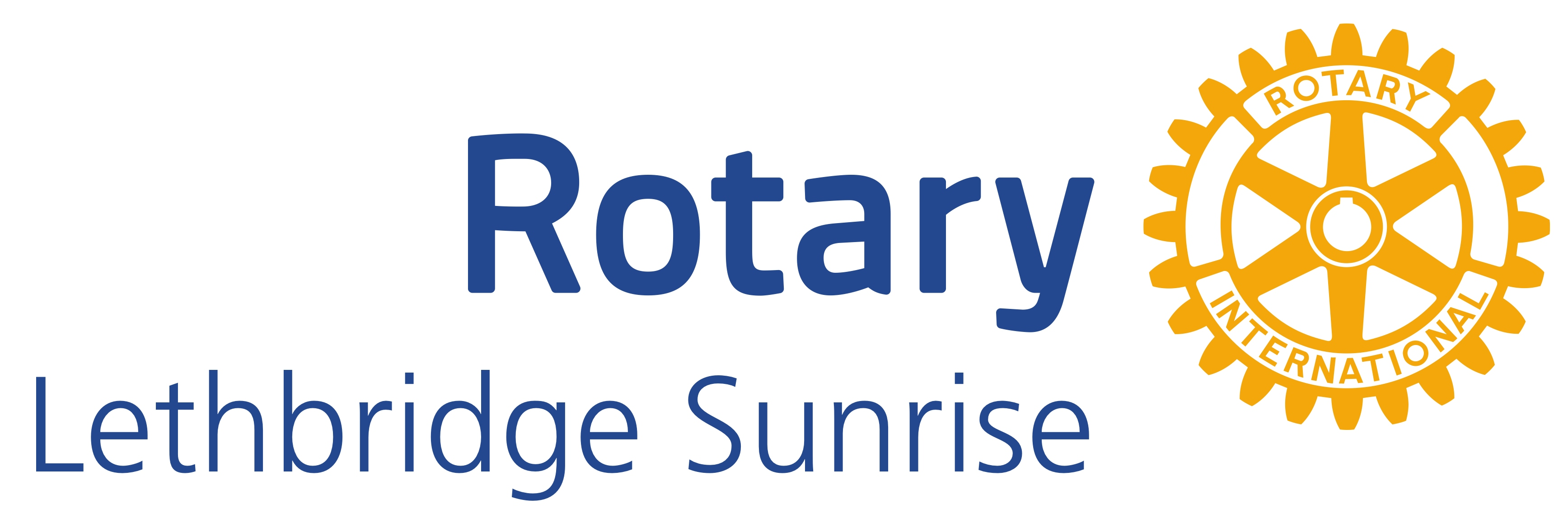 Rotary_Lethbridge Sunrise